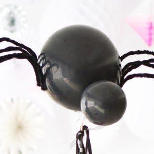 araignée fait maison halloween