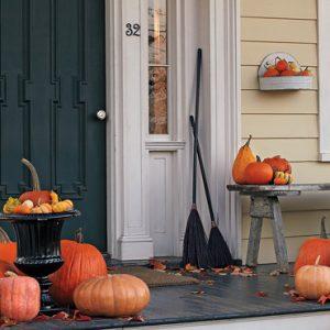deco porte halloween pinterest