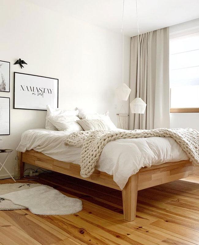 deco chambre beige cosy