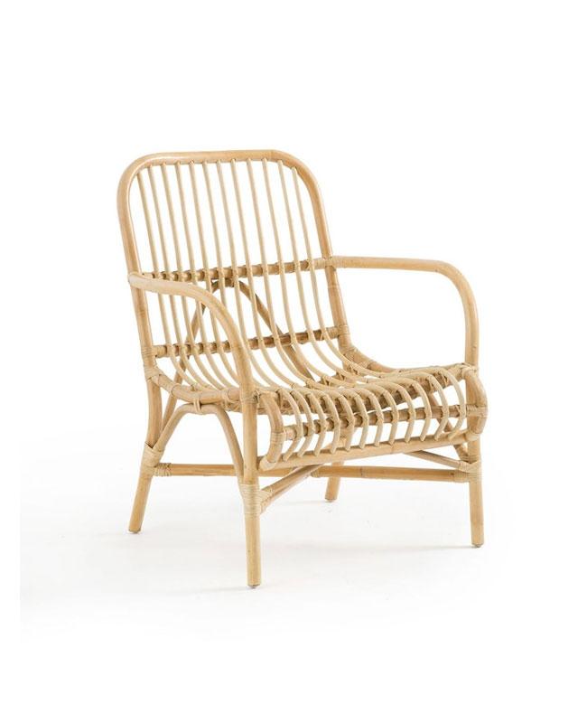 fauteuil rotin boheme