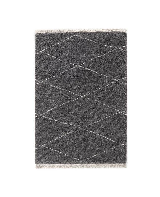 tapis berbere gris