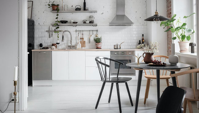 deco cuisine scandinave
