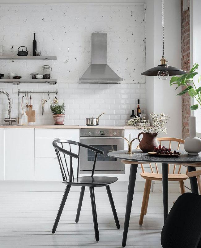 deco cuisine scandinave petite