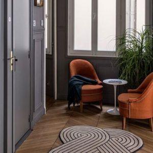 deco couloir moderne