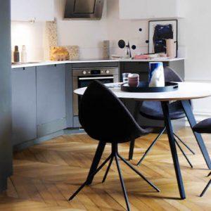 deco cuisine moderne gris