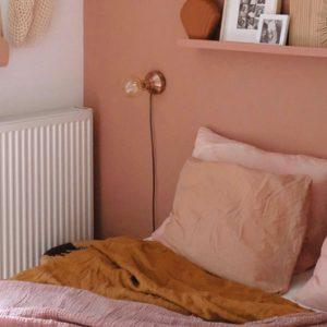 deco chambre rose