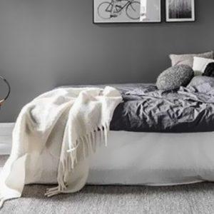 deco moderne gris blanc