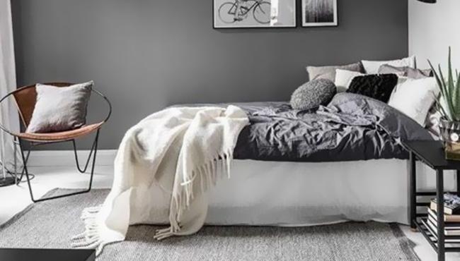 deco moderne blanc gris