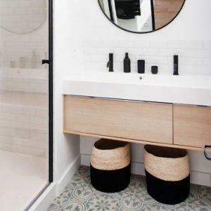deco petite salle de bain moderne