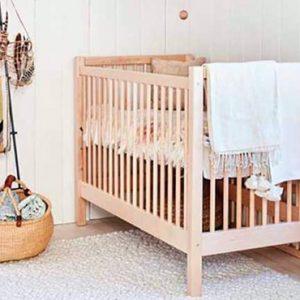 deco chambre bebe blanc