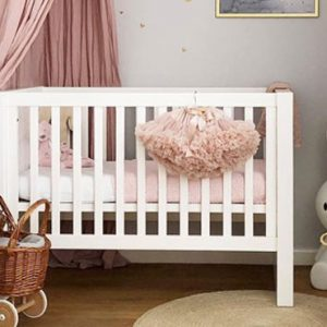 deco chambre bebe rose gris