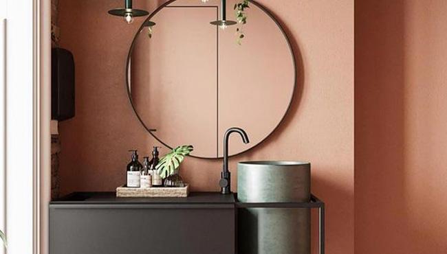 deco terracotta salle de bain