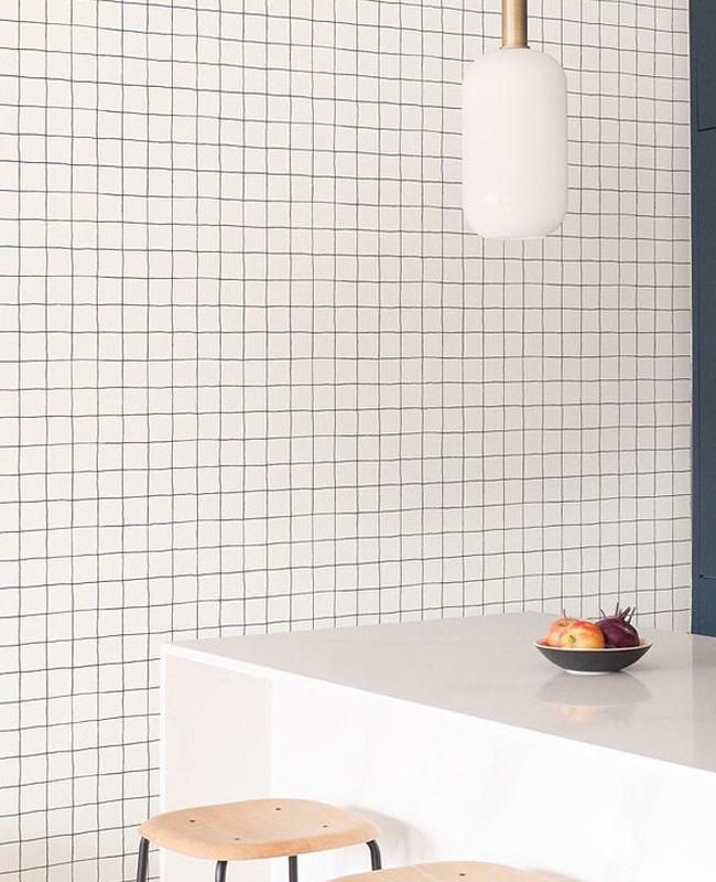 deco cuisine papier peint moderne heju