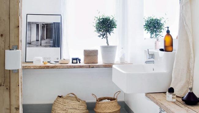 deco nature salle de bain