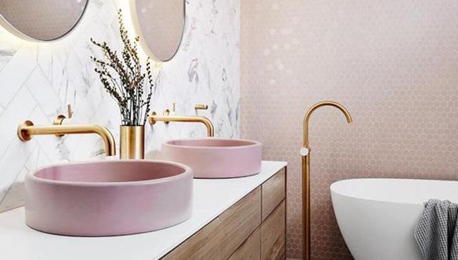 deco salle de bain moderne chic