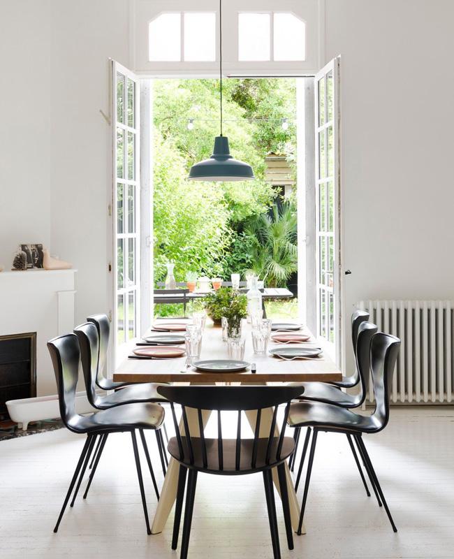 meubel moderne salle a manger campagne