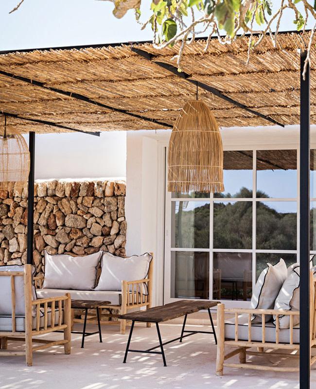 meubles bois deco terrasse nature