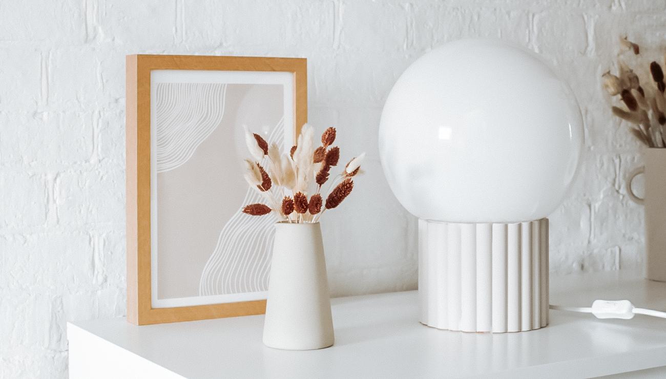 Ikea Hack lampe fado moderne