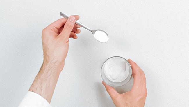 tuto deco vase texture terre cuite bicarbonate diy étape 4