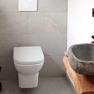 deco toilettes wc gris bois