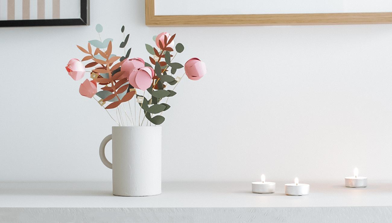 calendrier avent fleurs a imprimer printable noel