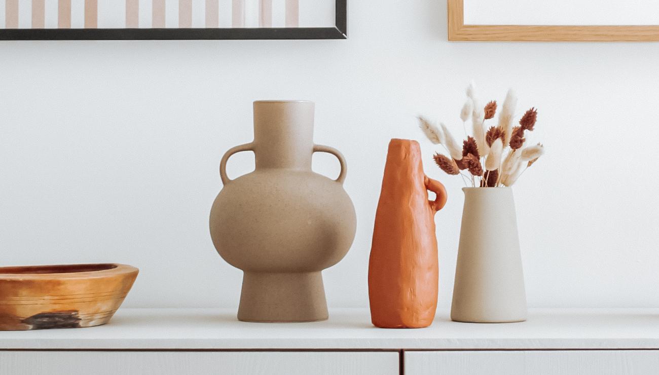 tuto deco bouteille poterie artisanale fimo diy