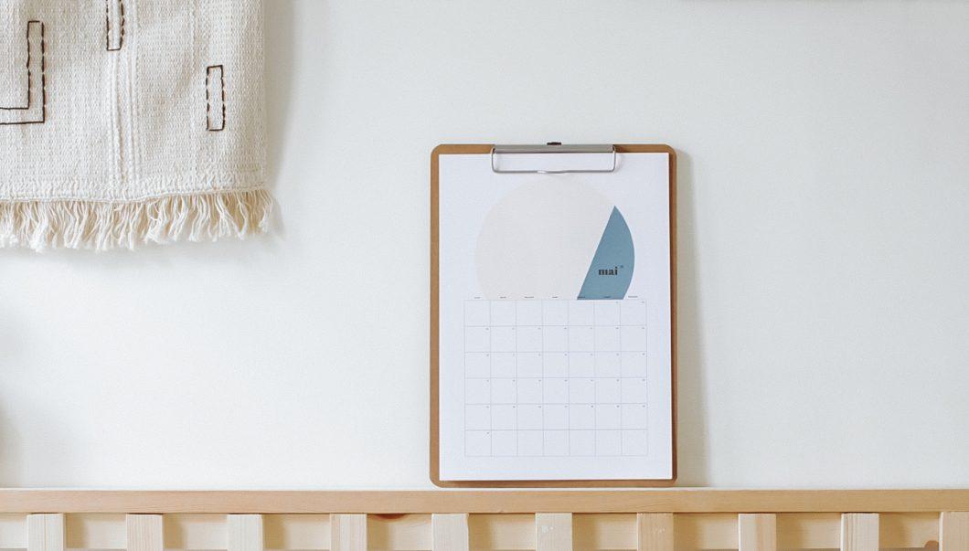 calendrier mai 2021 a imprimer printable