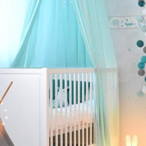 deco chambre bebe gris bleu