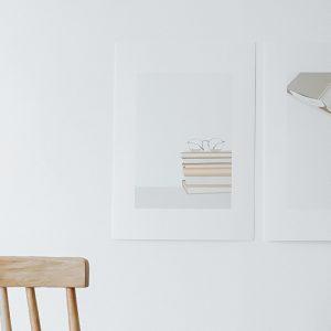 printable affiche illustration japonaise a imprimer livre