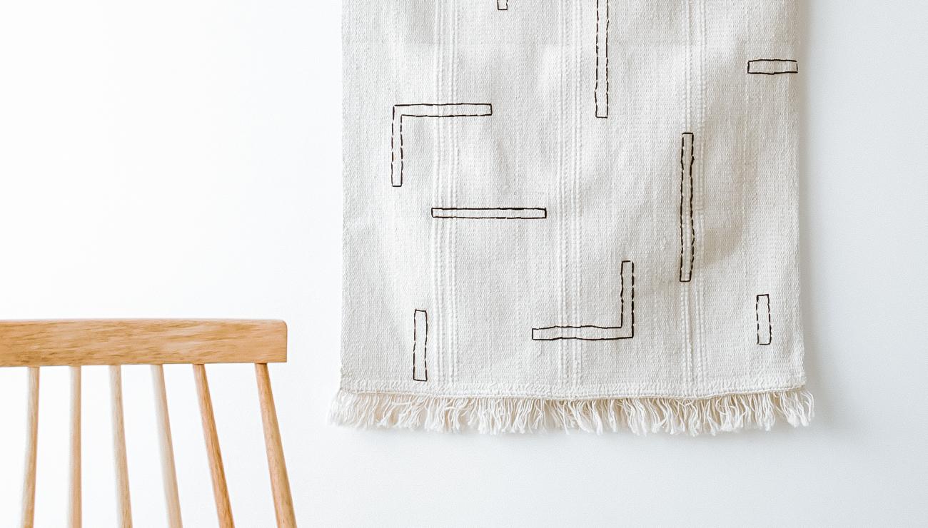 Ikea Hack tapis Sortsö boheme