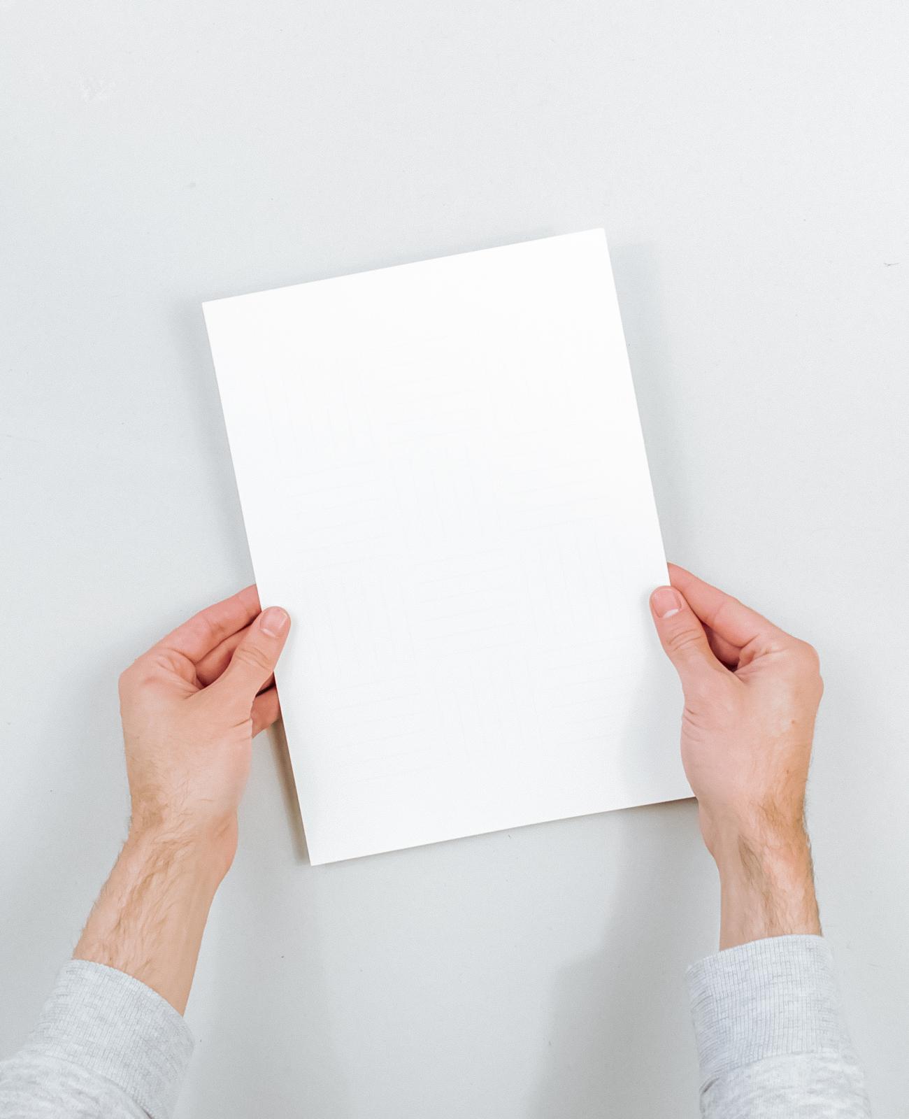 affiche graphique a imprimer a personnaliser étape 1