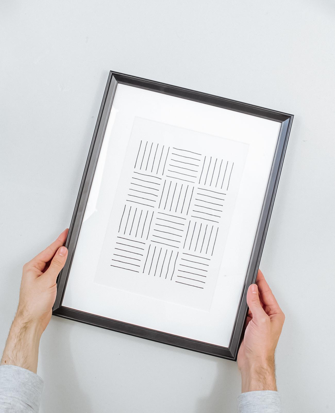 affiche graphique a imprimer a personnaliser étape 3