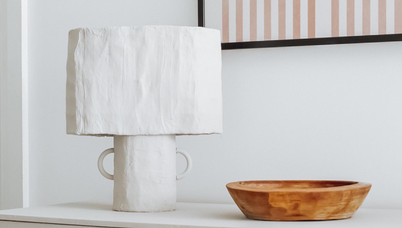 Ikea Hack lampe plâtre rasegel