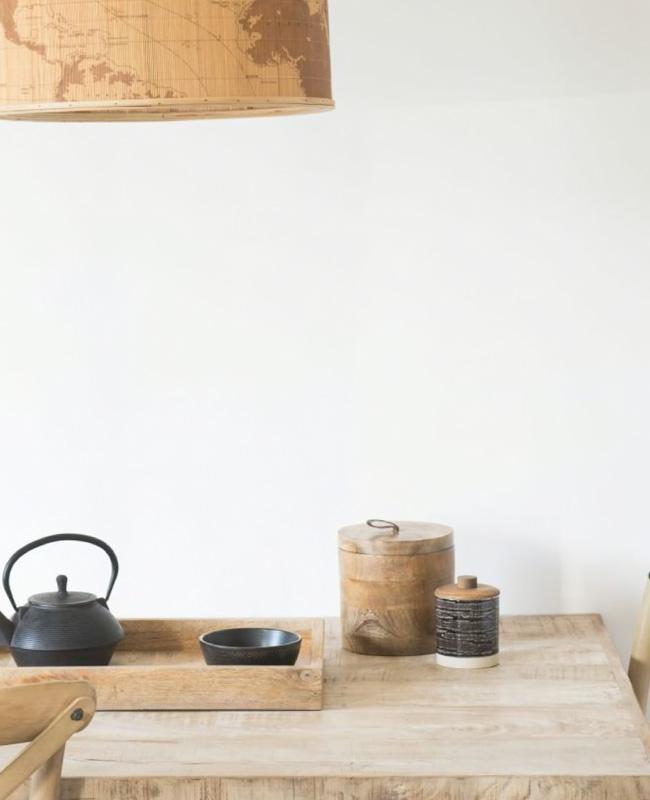 boite japonaise bois manguier