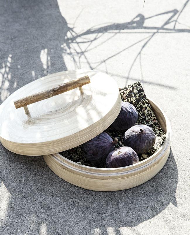 boite japonaise bambou