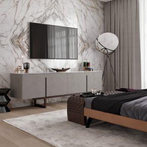 deco chambre marbre