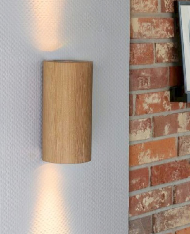 applique murale bois moderne
