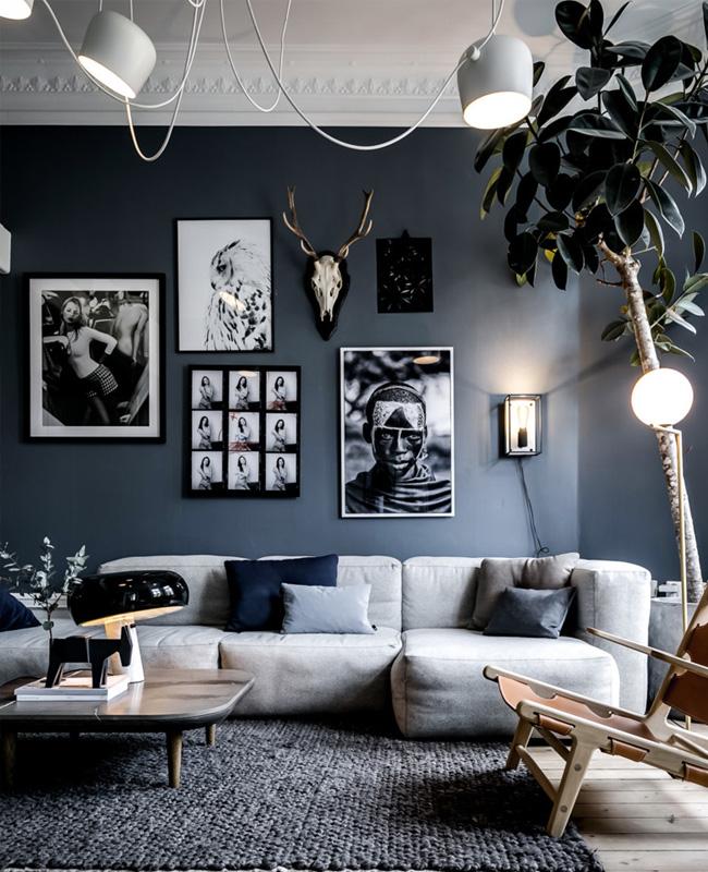 canape angle deco salon moderne